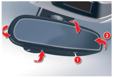 manuel du conducteur citro n c5 ii bien s installer prise en main citro n c5. Black Bedroom Furniture Sets. Home Design Ideas