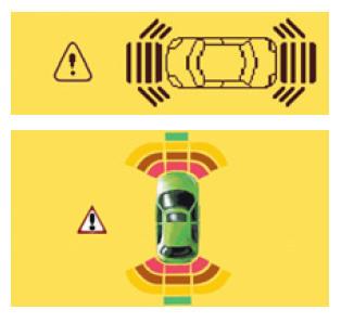 manuel du conducteur citro n c5 ii aide au stationnement conduite citro n c5. Black Bedroom Furniture Sets. Home Design Ideas